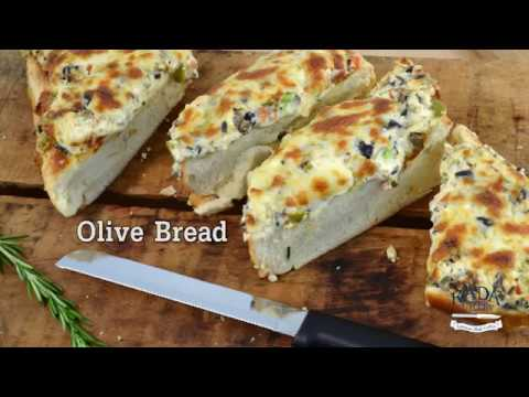 Olive Cheese Bread Recipe   RadaCutlery.com