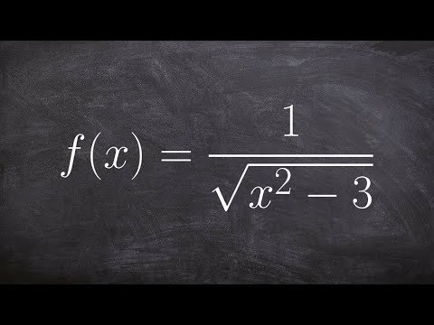 Finding the inverse of a rational function with a root as a denominator