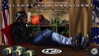 Sleepy Hallow ft. Sheff G - Water (Visualizer)