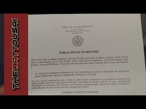 More Breaking News: City of Alamo Heights In Light Of Olmos Park