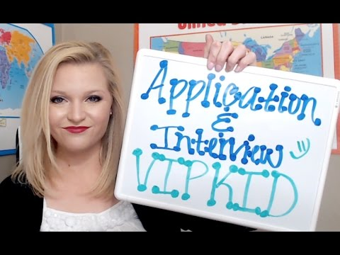 Pass Your VIPKID Interview and Mock 1  /  Teach English in China ONLINE