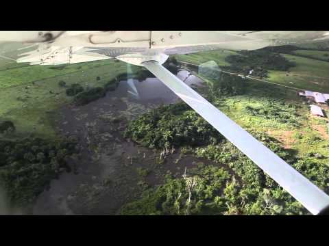 Investigating deforestation for soya in the Amazon