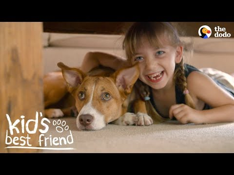 Xxx Mp4 This Girl 39 S Happiest When Her Dog 39 S Happy The Dodo Kid 39 S Best Friend 3gp Sex