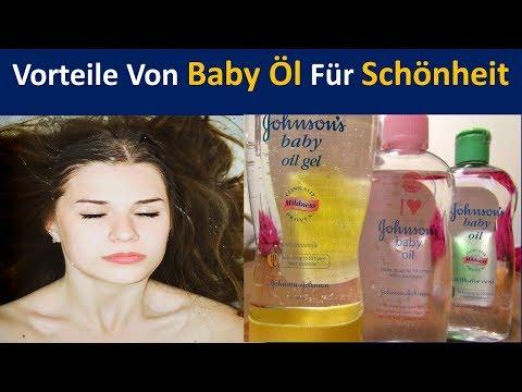 Vorteile von Baby Öl für Schönheit | Körper eintauchen, Massage