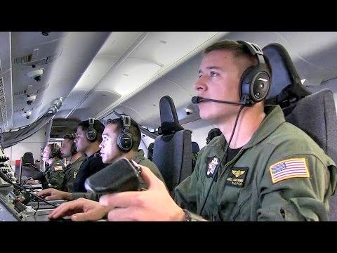 Take A Rare Look Inside US Navy P-8A Poseidon Surveillance Aircraft