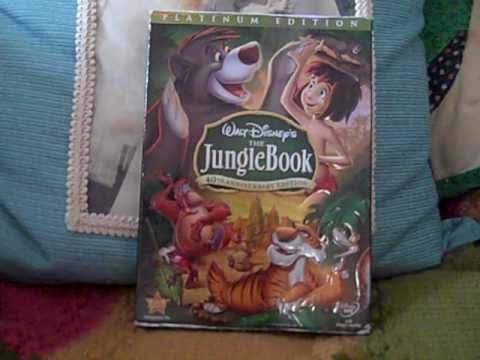 My Disney DVD Collection 2011 Edition - (Part 5)