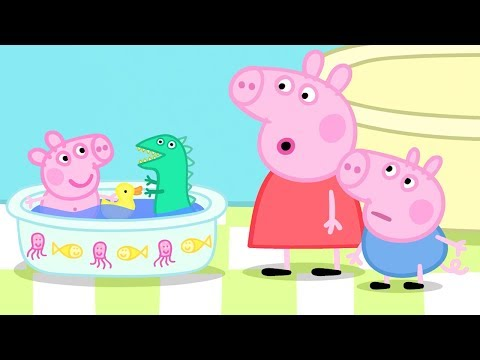 Peppa Pig English Episodes in 4K - BEST Moments from Season 4 - 1 HOUR - #081