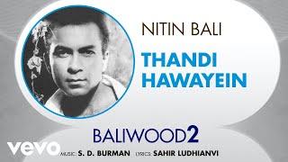 Thandi Hawayein - Baliwood 2   Nitin Bali   Official Audio Song