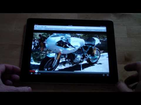 iPad - How To Take A Screen Shot Picture