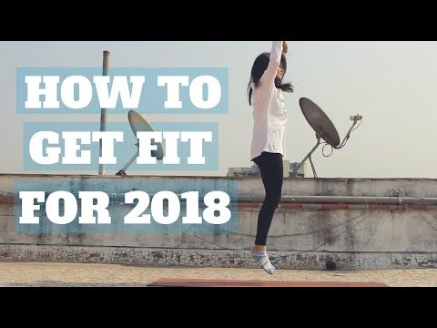 How To Get Fit For 2018 | 5 Simple Exercises | WORKitOUT