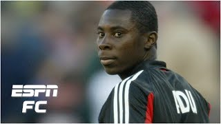 Freddy Adu 'was nothing but a flash' - Alejandro Moreno | Major League Soccer