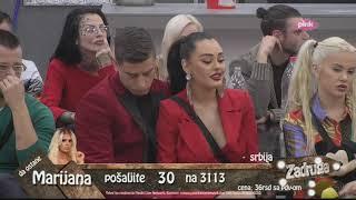 Zadruga 2 - Stanija i Ana priznale šta znaju jedna o drugoj - 17.02.2019.