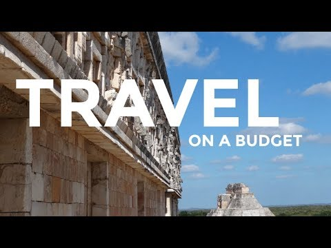 Traveling on a Budget | We are going to Merida, Mexico!