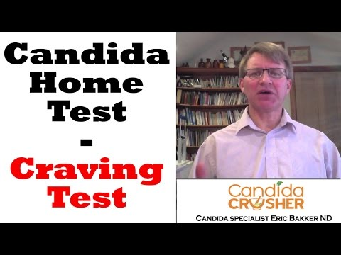 What Is The Craving Test For Candida?