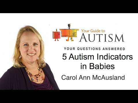 5 Signs of Autism in Babies