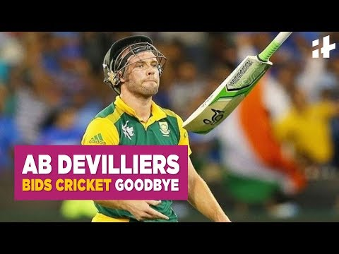 Indiatimes - South African Cricketer AB de Villiers Retires From International Cricket