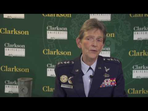 Gen. Ellen M. Pawlikowski: New Horizons in Engineering Distinguished Lecture