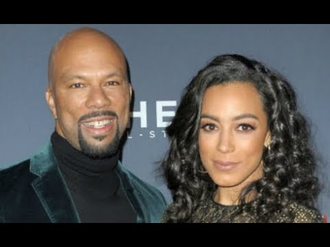 Rapper Common Dumped Angela Rye And We Have The Details On Why He Left Her