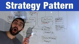 Strategy Pattern – Design Patterns (ep 1)