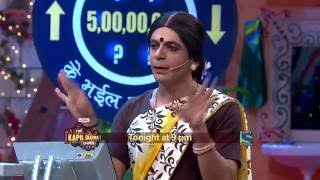 The Kapil Sharma Show | Yuvraj and Hezal | Promo 2 | Tonight