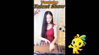 古箏美女演奏視頻guzheng Beauty Playing Video