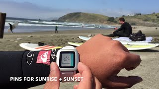 Pebble Time: Weather on your timeline