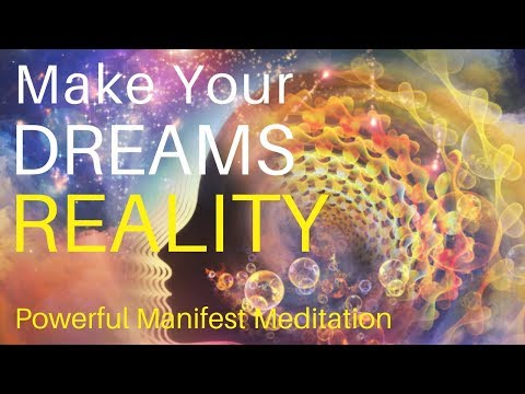 Manifest What You Really Want ★ Powerful Meditation ★ Universal Law Of Attraction