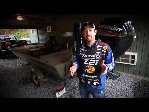 Building the Perfect Shallow Water Fishing Boat
