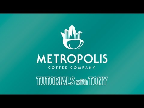 #2 - Auto Drip Brewer with Burr Grinder, Scale - with Tony!