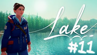 Lake - Walkthrough - Part 11 - September 11 (PC UHD) [4K60FPS]