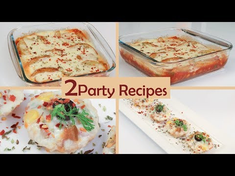2 Quick & Easy Party Recipe Tex mex Recipe Idea Starter Snacks Appetizer