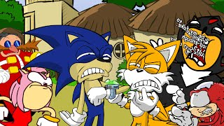 Sonic Shorts Volume 8 Widescreen Edition