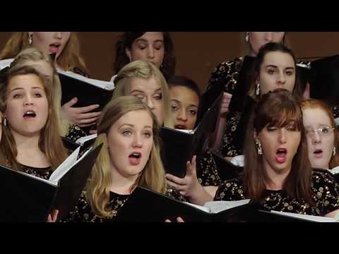 The Premier of the Music for All National Choir Festival