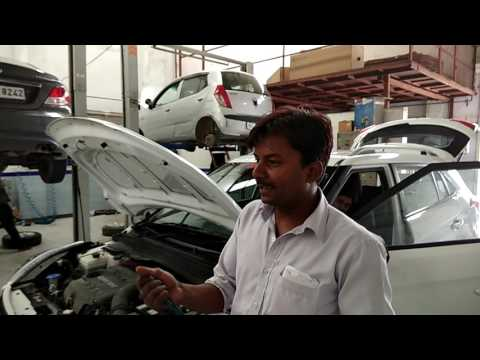 How to clean your vehicle engine without water