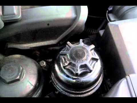 How To Check Your Power Steering Fluid Level On Your BMW