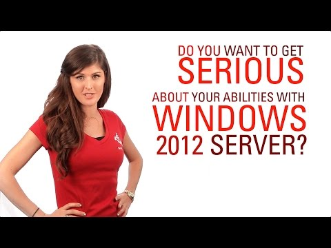 MCSA Windows 2012 Server Training