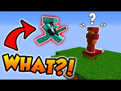 THIS COULD GET ME BANNED... | Minecraft Bed Wars