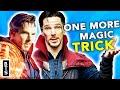 Avengers Endgame Theory Doctor Stranges Plan Explained