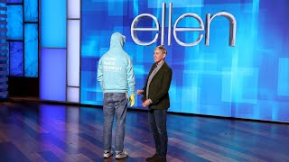 The Flu That Almost Took Out the Entire Ellen Staff!