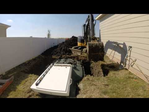 Texas Storm Shelter Guy – 6 Person Underground LS6 Storm Shelter Install
