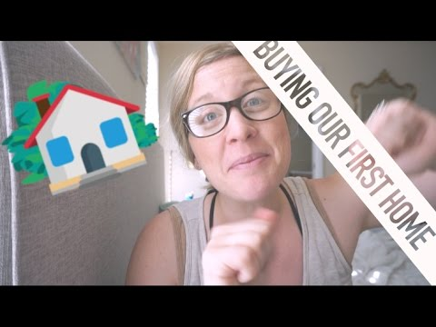 BUYING OUR FIRST HOME | Buyer's Agent, Pre-Approval, FHA Mortgage | steffiethischapter
