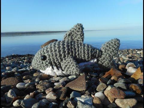 Amigurumi Crochet Shark Tutorial