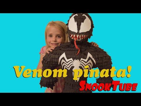Venom high speed pinata tutorial!