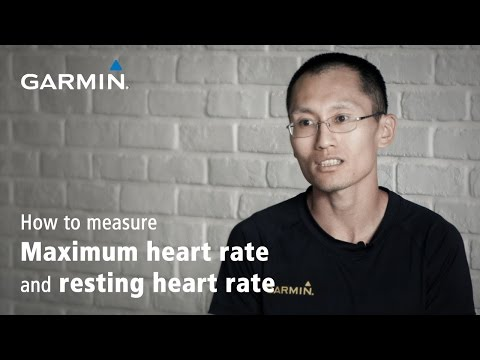 【Running tutorial video】How to measure maximum heart rate and resting heart rate