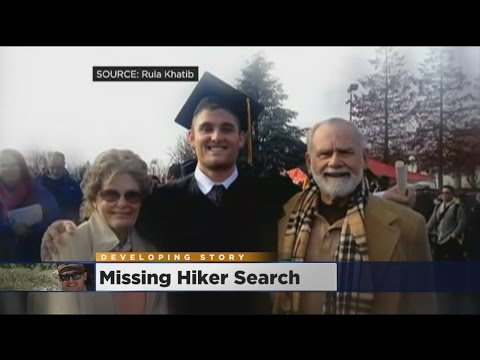 Terrain Making Search For Missing Rocklin Hiker, Dog Difficult
