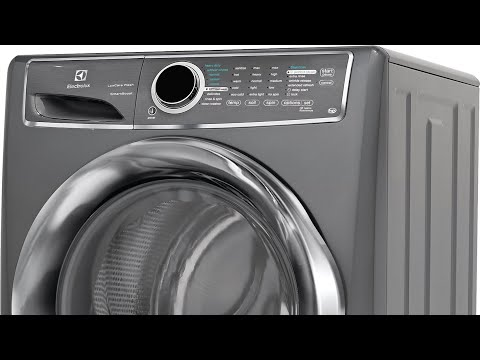 Front Loading Washer Not Draining (FIXED)