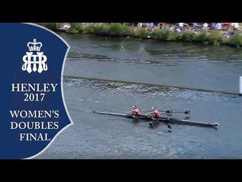 Women's Doubles Final - Donoghue & Loe v Oldenburg & de Jong | Henley 2017