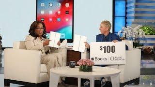 Oprah Addresses Apple TV+ Talk Show Rumors