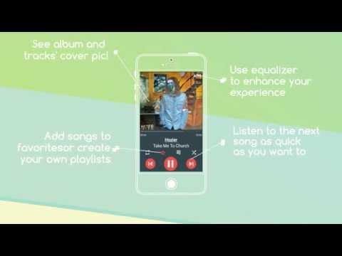 Just Music Player! Online & Offline