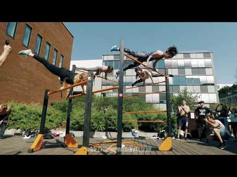 Extrém Sportpark© by FlipUnit Production | Corvin Plaza